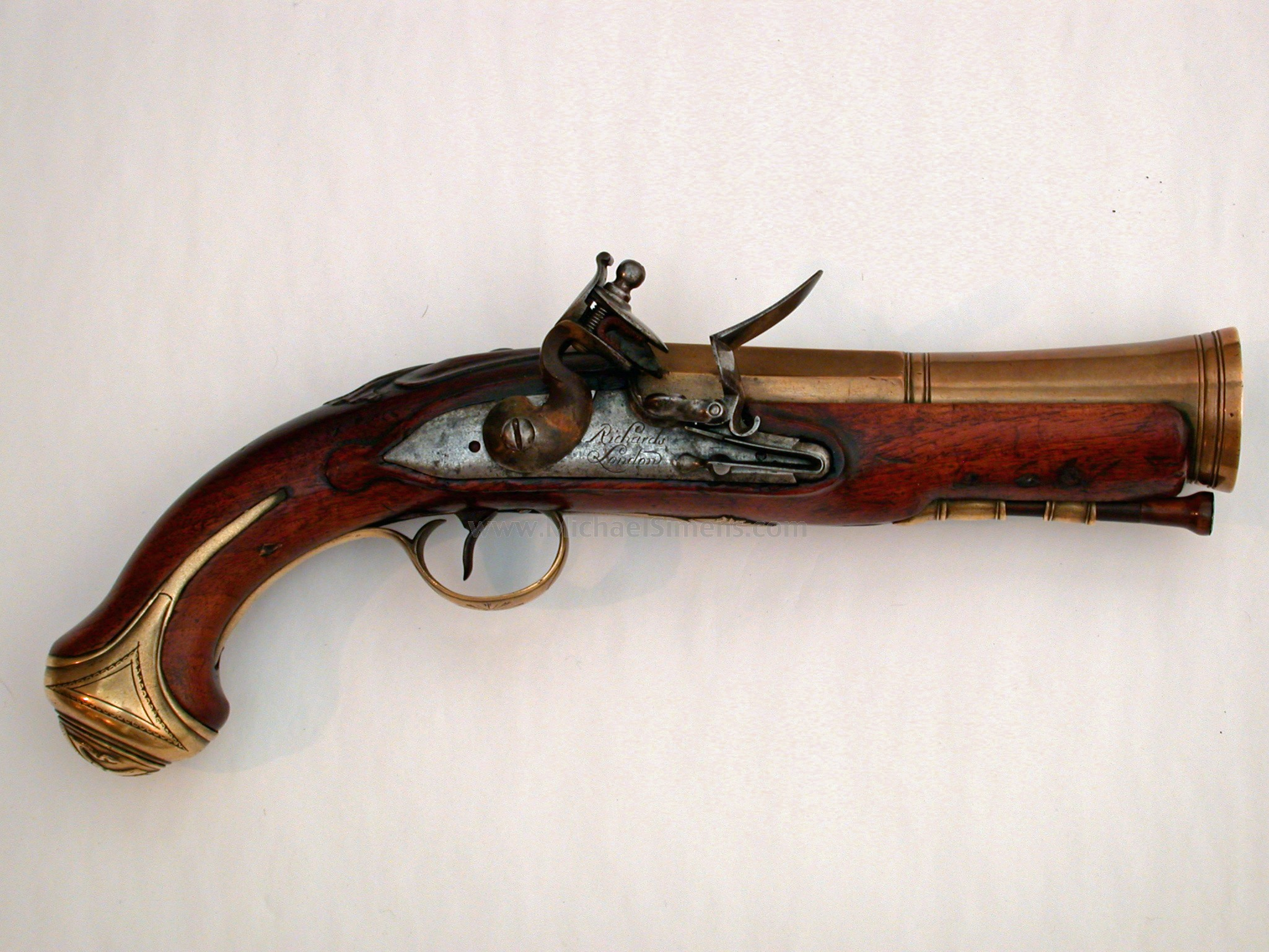 Replica Pirate Blunderbuss Pistol - Decor /Oddities
