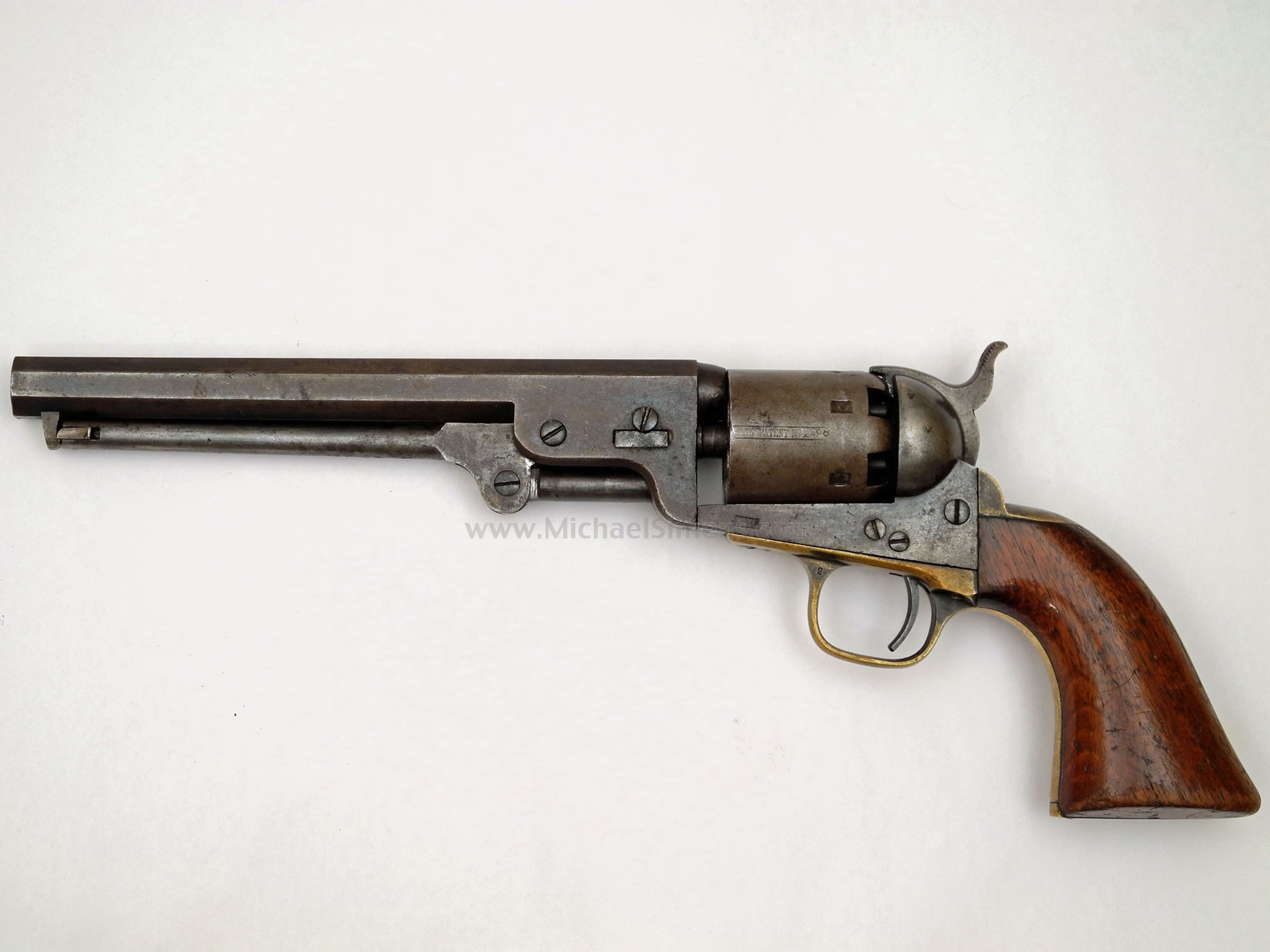 COLT NAVY REVOLVER OF 1851