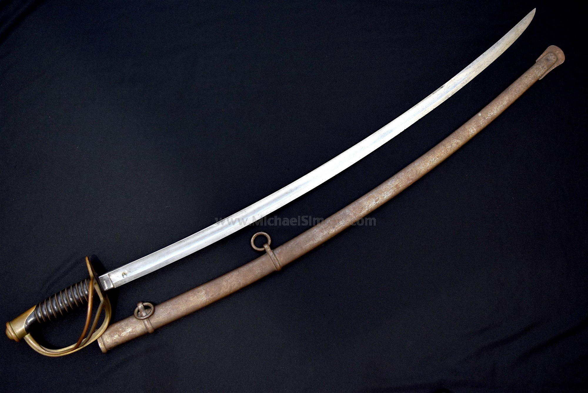 ORIGINAL CIVIL WAR CAVALRY SABER