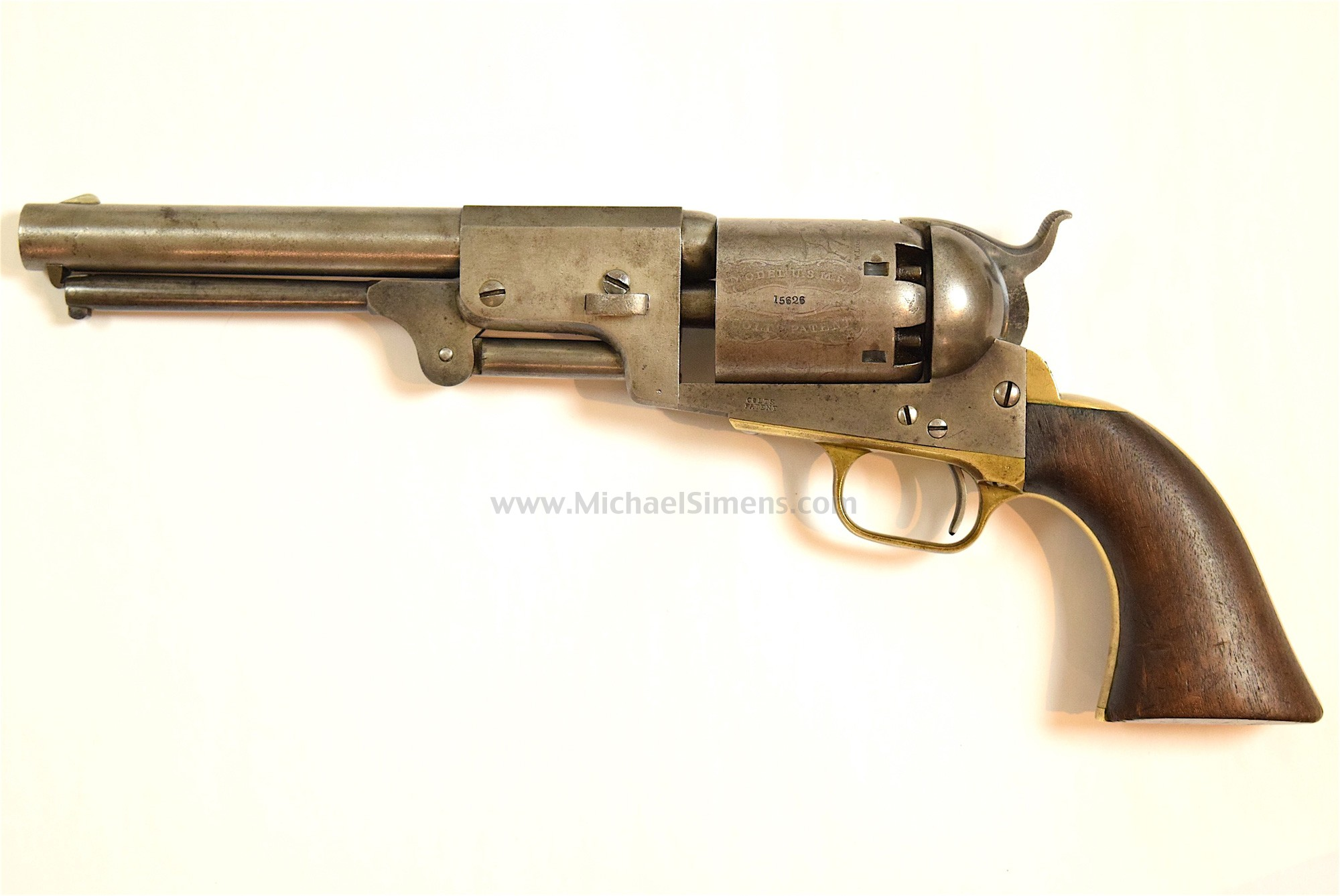 COLT THIRD MODEL DRAGOON REVOLVER