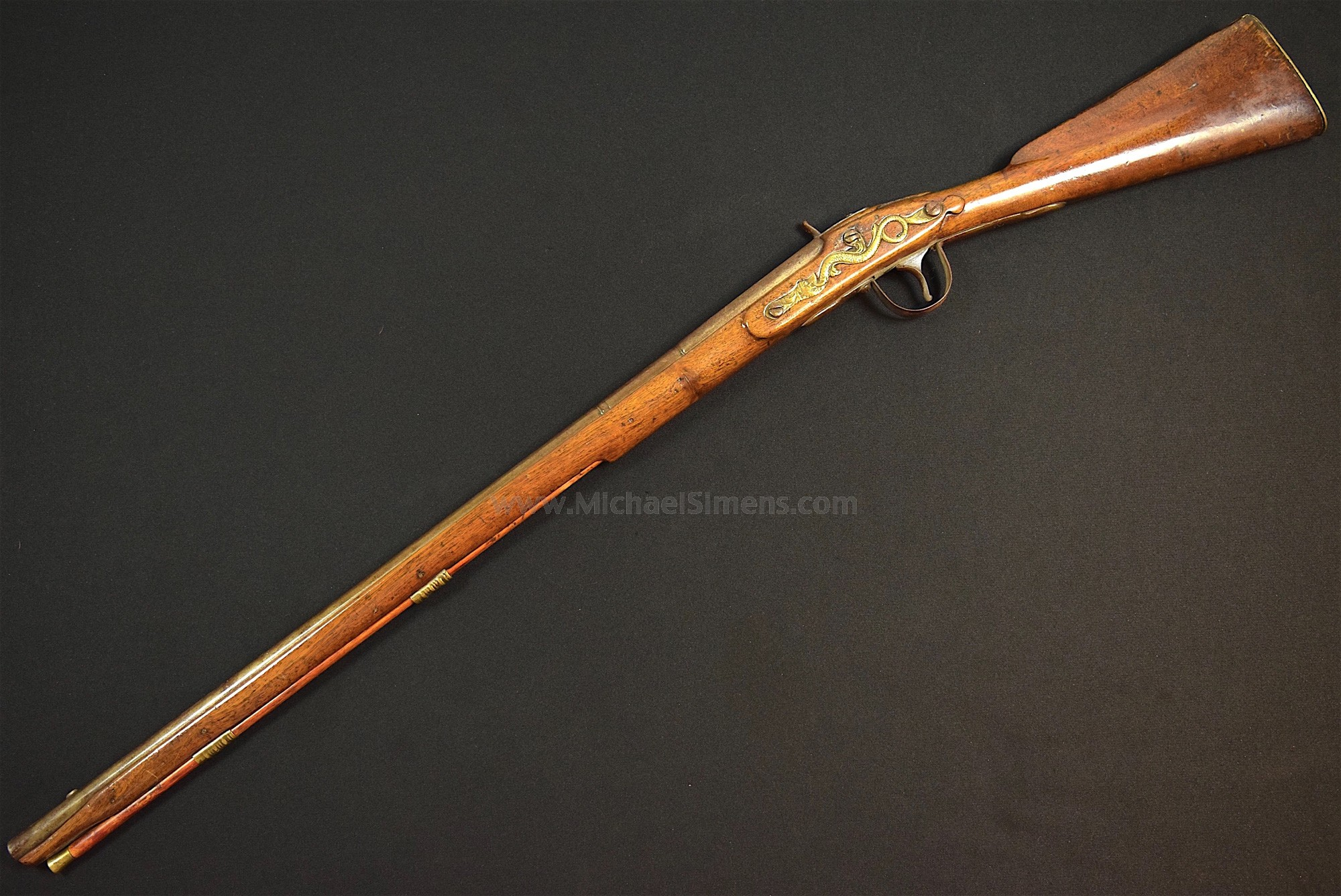 ANTIQUE INDIAN TRADE RIFLE