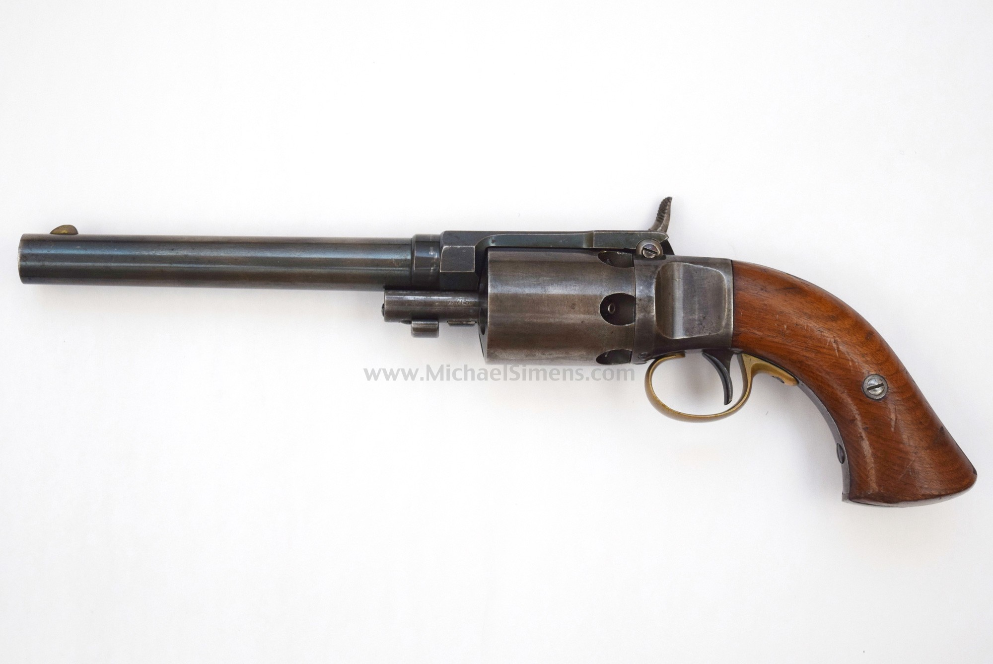WESSON & LEAVITT DRAGOON REVOLVER