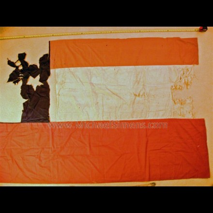 ORIGINAL CONFEDERATE FIRST NATIONAL FLAG