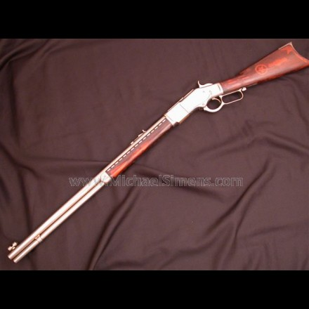 FIRST-MODEL 1873 WINCHESTER RIFLE