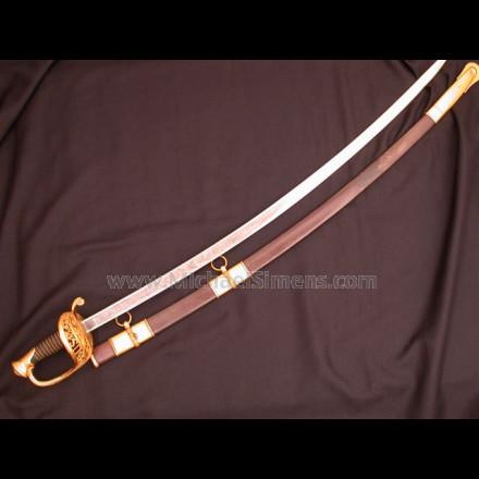 AMES OFFICER SWORD