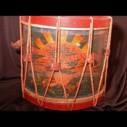 ORIGINAL CIVIL WAR DRUM