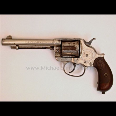 COLT FRONTIER, DOUBLE ACTION REVOLVER