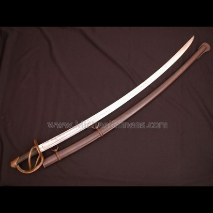 AMES MODEL 1840 WRIST-BREAKER SABER