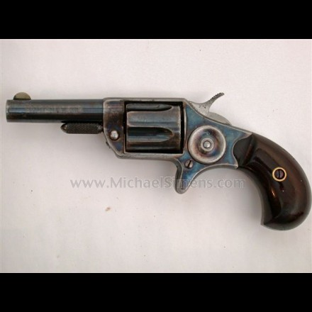 COLT NEW LINE REVOLVER IN 22 CALIBER
