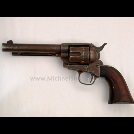 ANTIQUE COLT SINGLE ACTION REVOLVERS FOR SALE
