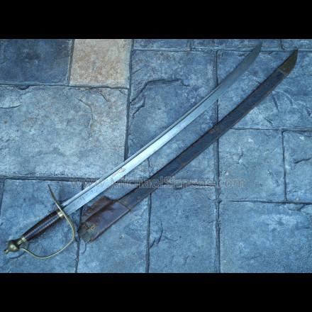 REVOLUTIONARY WAR SWORD, HORSEMAN'S SABER