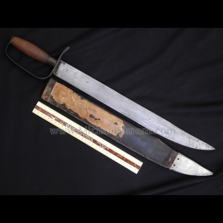 CONFEDERATE D-GUARD KNIFE