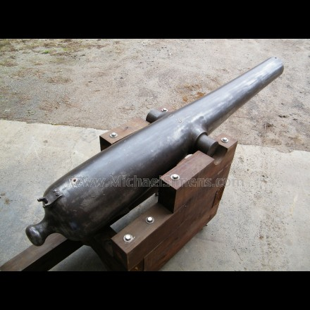 CIVIL WAR CANNON, 3-INCH ORDNANCE RIFLE,