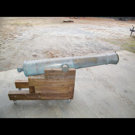 CIVIL WAR SIX-POUNDER CANNON FOR SALE - HISTORICAL ARMS APPRAISER