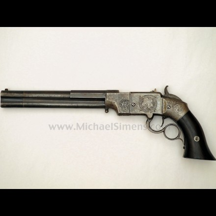 VOLCANIC PISTOL, LARGE FRAME SMITH & WESSON