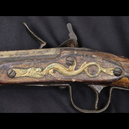 INDIAN TRADE GUN, HUDSON BAY