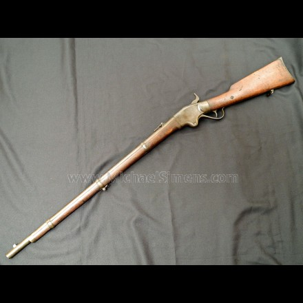 SPENCER RIFLE ISSUED TO MICHIGAN CAVALRY