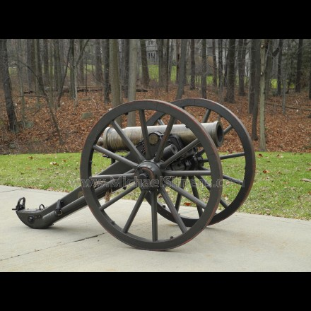 AMES CIVIL WAR MOUNTAIN HOWITZER