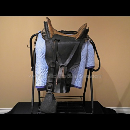 Civil War McClellan Saddle for Sale