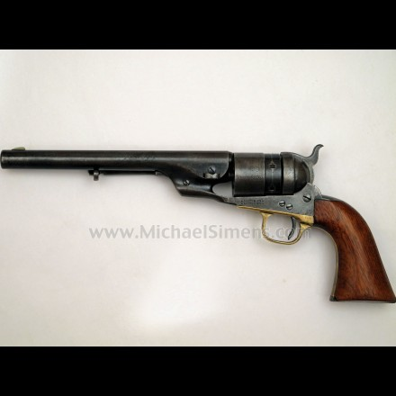 COLT RICHARDS CONVERSION 1860 ARMY REVOLVER