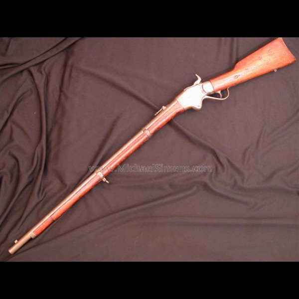 CIVIL WAR RIFLES, MUSKETS, CARBINES, CONFEDERATE, UNION FOR