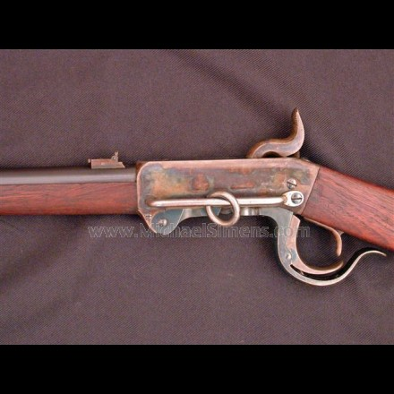 BURNSIDE CARBINE IN NEAR MINT CONDITION.