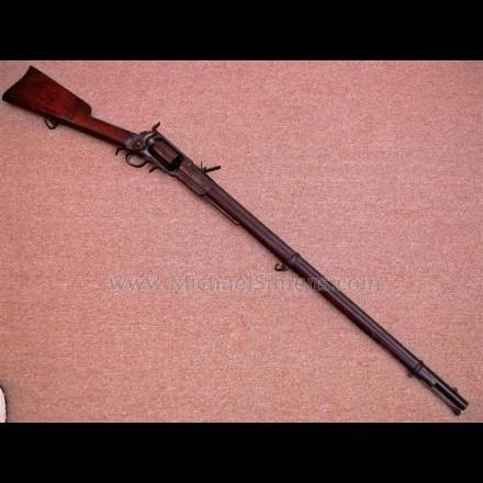 COLT REVOLVING RIFLE, CIVIL WAR