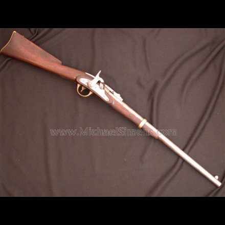 CIVIL WAR MERRIL CARBINE, MARTIALLY MARKED.