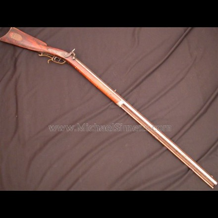 HALF-STOCK KENTUCKY RIFLE