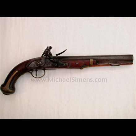 MODEL 1805 HARPERS FERRY PISTOL