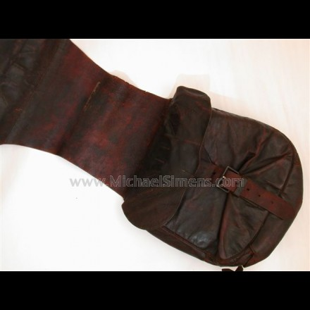 CIVIL WAR SADDLE BAGS