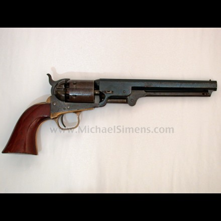 COLT ANTIQUE REVOLVER 1851 NAVY