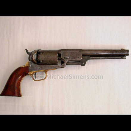 "COLT THIRD MODEL DRAGOON WITH 8"" BARREL"
