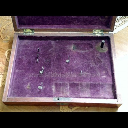 COLT PATERSON REVOLVER CASE, BELT MODEL