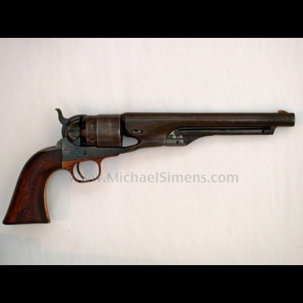COLT 1860 ARMY CIVIL WAR REVOLVER