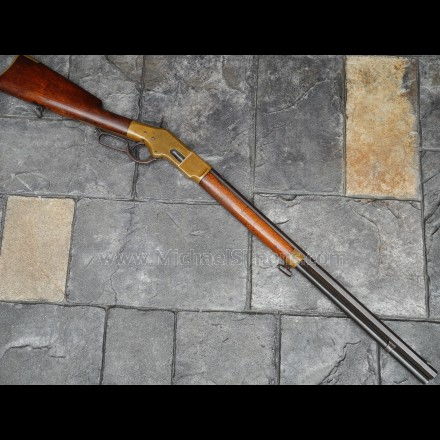 1866 WINCHESTER RIFLE - COLLECTIBLE WINCHESTER DEALER, APPRAISER