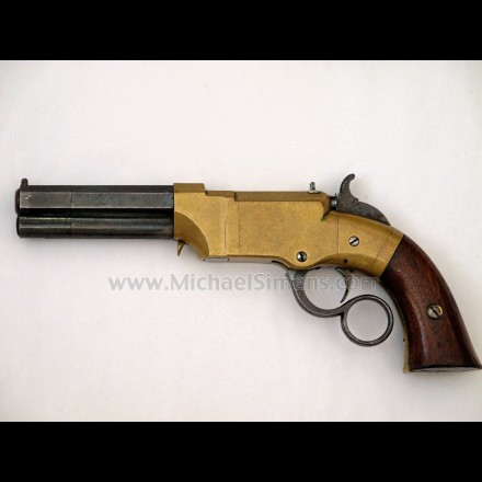 SMALL FRAME NEW HAVEN ARMS VOLCANIC PISTOL
