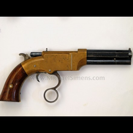 NEW HAVEN ARMS VOLCANIC SMALL FRAME LEVER ACTION PISTOL