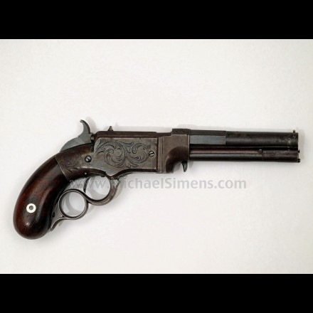 VOLCANIC PISTOL, SMALL-FRAME SMITH & WESSON