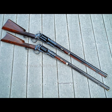 COLT REVOLVING RIFLE AND SHOTGUN FOR SALE