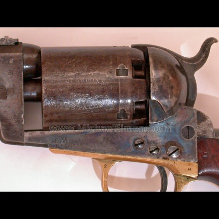 ANTIQUE COLT 3RD MODEL DRAGOON