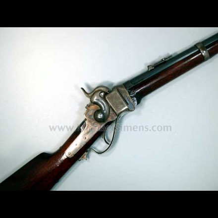 1863 SHARPS RIFLE