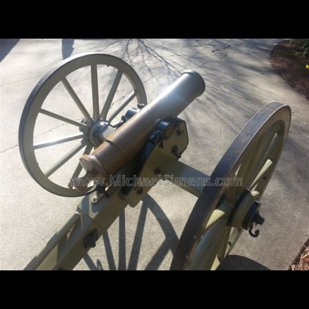 Artillery, Cannons, Howitzers & Mortars